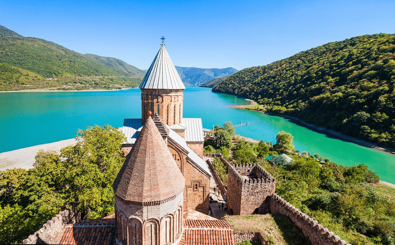 Tour Azerbaijan Georgia