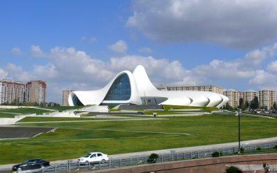 Trung tâm Heydar Aliyev – Niềm tự hào mới của Azerbaijan