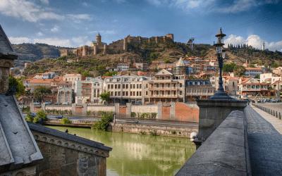 Du lịch Georgia – quốc gia nhất định phải đến trong đời