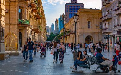 Baku – một Dubai mới bên bờ biển Caspi trong cung đường tour đi Kavkaz