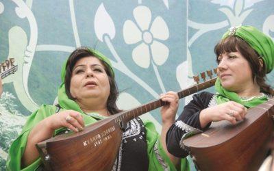 'Ashiq' – môn nghệ thuật tổng hợp của Azerbaijan làm say lòng người