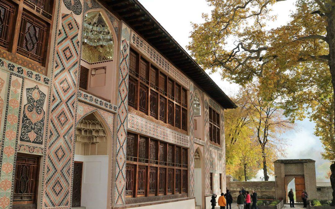 Khám phá Cung điện Sheki Khan khi tham gia tour đi Azerbaijan