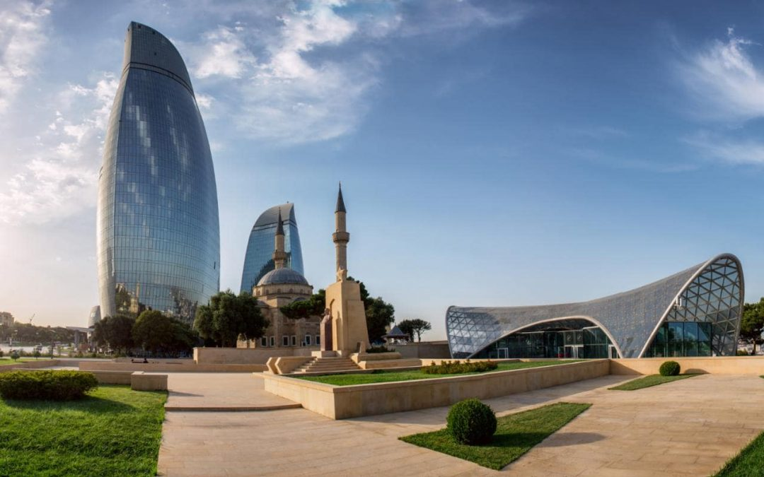 Tháp Flame, công trình biểu tượng bạn nên đến khi du lịch Baku