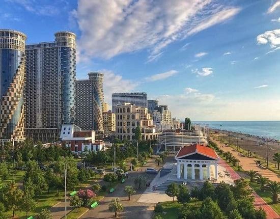kinh nghiệm du lịch Georgia