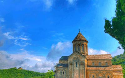 Du lịch Georgia, sự lãng mạn của thành phố tình yêu Signakhi