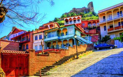 Kinh nghiệm đi du lịch Georgia – Azerbaijan