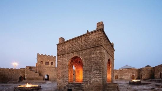du lịch Azerbaijan