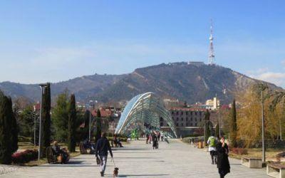 Kinh nghiệm du lịch Tbilisi thủ đô Georgia (Gruzia)