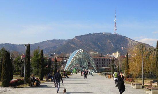 Kinh nghiệm đi thành phố Tbilisi thủ đô Georgia (Gruzia)