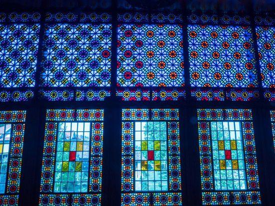 cung điện mùa hè Sheki Khan