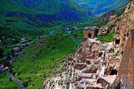Du lịch Georgia thành phố Akhaltsikhe