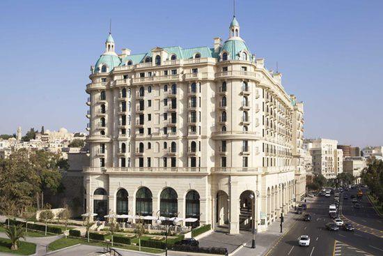 khách sạn ở Baku Azerbaijan