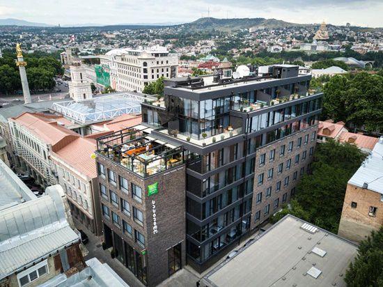 khách sạn ở Tbilisi Georgia