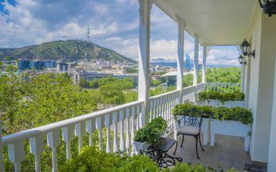 Top 10 khách sạn ở Tbilisi Georgia