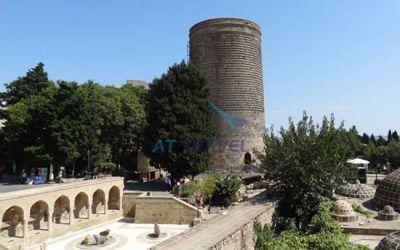 Tham quan thành cổ BaKu, Cung điện Shirvanshah và tháp Maiden ở Azerbaijan