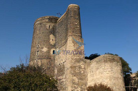 thành cổ BaKu, Cung điện Shirvanshah và tháp Maiden ở Azerbaijan