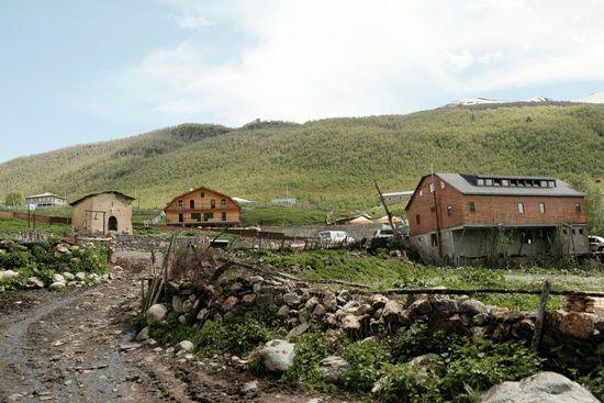 Ushguli Gruzia