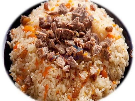 Cơm Pilaf - Cách nấu cơm Pilaf chuẩn Azerbaijan