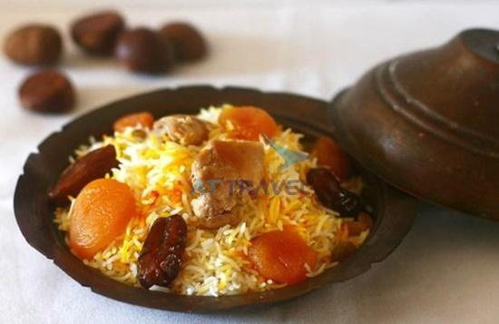 Cơm Pilaf – Cách nấu cơm Pilaf chuẩn Azerbaijan