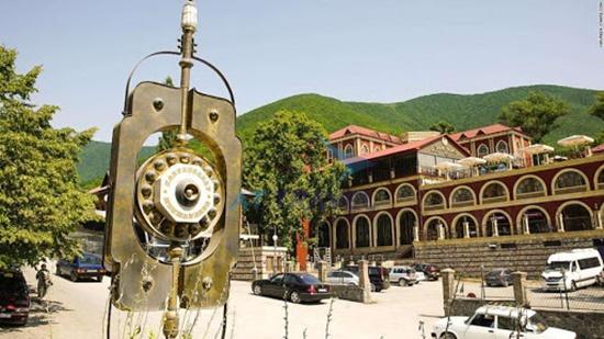 CUNG ĐIỆN Ở SHEKI ở Azerbaijan
