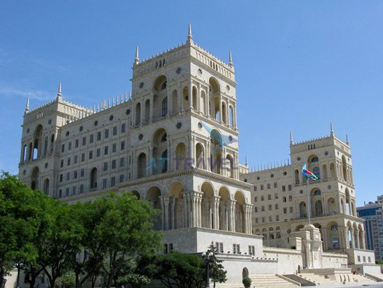 Đất nước Azerbaijan