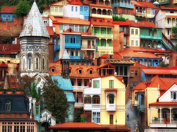 Du lịch Georgia, khám phá xứ sở của những cái đẹp